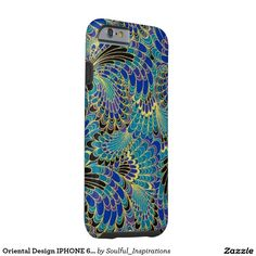 Oriental Design IPHONE 6/6S Case Tough iPhone 6 Case