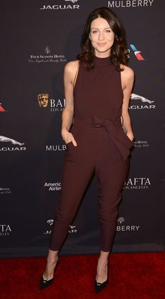 Outlander Star Caitriona Balfe Is a Red Carpet Star - Caitriona Balfe-Wmag