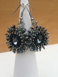 Armbänder von - dilua - schmuck und accessoires Swarovski, Pink, Drop Earrings, Jewelry, Fashion, Beads, Handmade, Jewellery Making, Moda