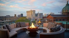 21 Rooftops and Patios for outdoor drinking and dining in Philadelphia