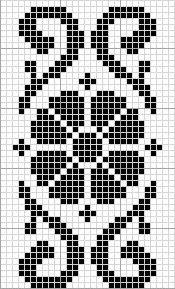 Hobilerim ve ben: Tel Kırma Tepsi Desenleri My Hobbies and I: Wire Break Tray Patterns Cross Stitch Borders, Cross Stitch Designs, Cross Stitching, Cross Stitch Embroidery, Cross Stitch Patterns, Bead Loom Patterns, Weaving Patterns, Knitting Charts, Knitting Patterns