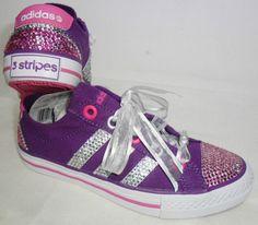 adidas superstar size 13 girls