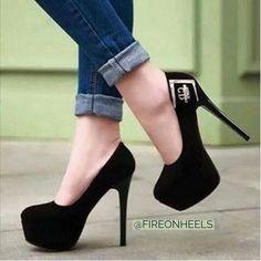 Women's Fashion High Heels :    Hot or Not?  - #HighHeels https://youfashion.net/shoes/high-heels/trendy-womens-high-heels-hot-or-not-39/