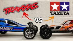 Traxxas Bandit, Tamiya, Rc Cars, Racing, Running, Auto Racing