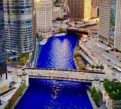 Blue River, Cubs Parade