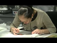 Conservation and Installation of Cosmological Painting at Asian Art Museum