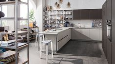 Veneta Cucine Oyster Pro Ri flex | cucine Domus arredi | Pinterest