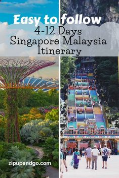 Malaysia Itinerary, Malaysia Travel Guide, Singapore Malaysia, Singapore Travel, Backpacking Asia, Asia Travel, Travel Around The World, Trip Planning, Places To See