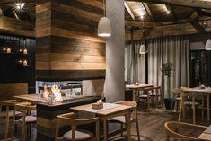 """Popatrz na ten projekt w @Behance: """"YAVIR restaurant"""" https://www.behance.net/gallery/58612547/YAVIR-restaurant"""