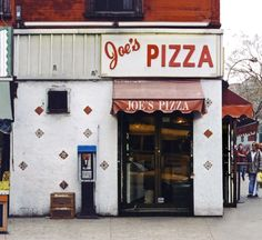 JOE'S PIZZA, RIP