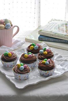 Cupcakes di Pasqua - Easter Cupcakes