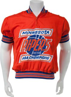 1968-69 Minnesota Pipers Game Worn Shooting Jacket