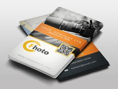 Creative Photographer Card