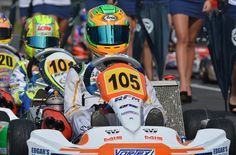 Academy driver Daruvala builds form for Championship finale