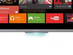"""Smart TV LED 3D 75"""" Sony Full HD 3D KDL-75W855C - Conversor Digital Óculos Wi-Fi 4 HDMI 2 USB"""