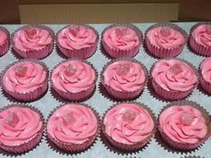 Turkish Delight Cupcakes recipe by Rafeeah Laher posted on 21 Jan 2017 . Recipe has a rating of by 1 members and the recipe belongs in the Cakes recipes category Cupcake Cream, How To Make Icing, Cupcake Cases, Turkish Delight, Small Cake, Food Categories, Special Recipes, Cupcake Recipes, Food For Thought