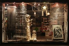 2014 Winter Holiday Window - another beastly beauty by Greg Urra
