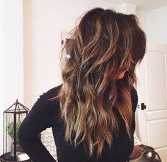 Long Layered Hair (16)