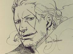 One Piece, Ben Beckman