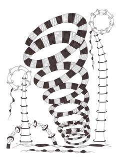 Zentangle made by Mariska den Boer 47