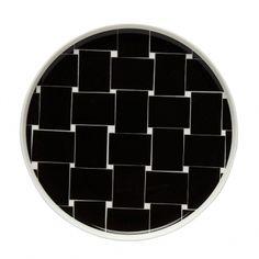Marimekko's Oiva - Basket plate 20 cm