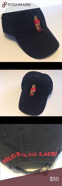 b4a1bb63000cf Ralph Lauren Polo Bear 🐻 Hat. New 2018 Beach Bear Ralph Lauren Polo 🐻 Bear