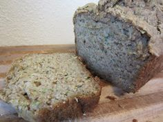 My Patchwork Quilt: EASY ZUCCHINI BREAD