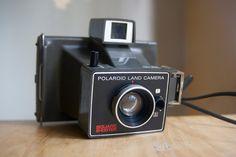 Polaroid Camera Square Shooter by FalconandFinch on Etsy, $20.00