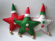 "I love these!!  I will make a bunch and give them as gifts!  They will be the ""STAR"" attractions!"