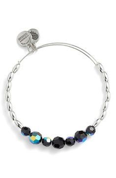 Alex and Ani Alex and Ani Beaded Expandable Wire Bracelet (Nordstrom Exclusive) available at #Nordstrom