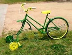 こども用三輪自転車!? 自転車の写真日記