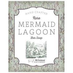 size: Art Print: Mermaid Soap by Ashley Sta Teresa : Mermaid Board, Mermaid Sign, Mermaid Wall Art, Mermaid Room, Mermaid Home Decor, Mermaid Images, Mermaid Lagoon, Find Art, Framed Artwork