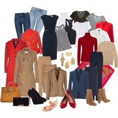 Capsule wardrobes - building a wardrobe