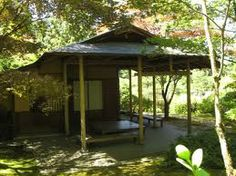 Find This Pin And More On Japanese Inspired Gardens. The Japanese Garden  Seattle. Teahouse In Seattle