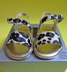 Stuart Weitzman Baby Nudist Baby Sandals NIP SZ 3, 4 #StuartWeitzman #Sandals