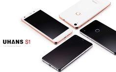El Uhans S1 te ofrece un smartphone Android 6.0 con pantalla de 5 pulgadas, procesador de 8 núcleos a 1.3 GHz, RAM de 3 GB y ROM de 32 GB.