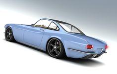 ze Last Chance Garage du Auto Retro, Retro Cars, Vintage Cars, Volvo P1800s, Volvo Cars, Classic Sports Cars, Classic Cars, Classic Motors, Automobile