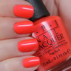 @OPI Products has #OPIneons like Down to the Core-al at ULTA!
