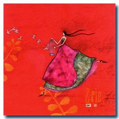 Marcia Batoni - Artes Visuais: *Gaëlle Boissonnard