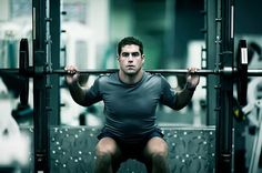 9 essential strength benchmarks for men is an article regarding the basics of weight training for men. The article reviews fundamental exercises, how much you should lift, and little tips and tricks for that extra push or pull.