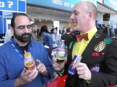 See what happens when the happy healthcare host,Mr. Divabeticplays Serve, Taste or Trash! Food Game at the New York International Auto Show in New York, NY. www.divabetic.org