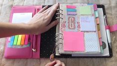Kikki K Planner Like the Stablio pens she uses (.880)
