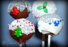 For more check out Annes Pastry Christmas Cake Pops, Cakes, Sweet, Check, Desserts, Products, Candy, Tailgate Desserts, Scan Bran Cake