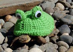Bull Frog tortoise cozy made to order от MossyTortoise на Etsy, $20.00