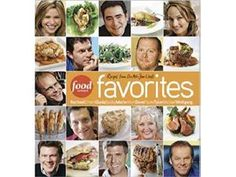 Food Network Kitchens - compilation of chefs' recipes