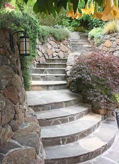 Sloped Backyard Design, Pictures, Remodel, Decor and Ideas