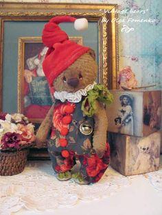Teddy Bear Chris By Fomenko Olga - Bear Pile