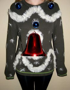Cosa significa prizes for ugly sweater