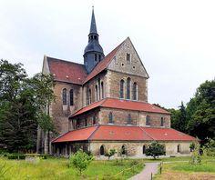 Braunschweig 12 Kloster Riddagshausen. By Arnim S Photostream from Flickr Photosharing.