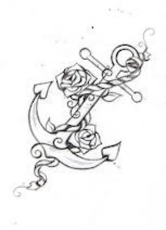 Anchor tattoos on pinterest anchor tattoos anchors and compass